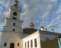 Храм в честь Святой Троицы