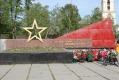 Мемориал вечная слава павшим героям