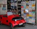 Экспозиция Ретро-Автомобилей