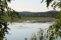 Верх-Исетский пруд - Все фотографии сделаны с правого берега в самом начале Верх-Исетского пруда со стороны горы Светлая. Виды на Палкинский мост, Оброшинский л