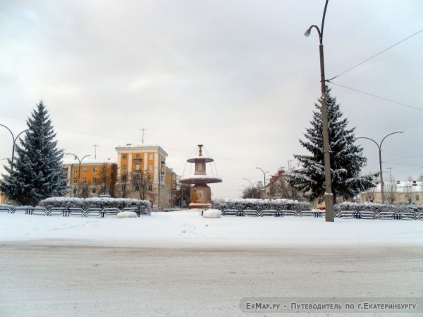 Площадь им. Горького