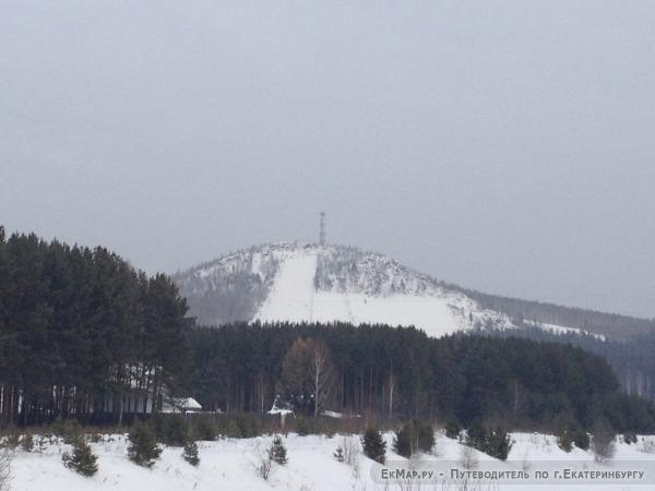 Гора Волчиха