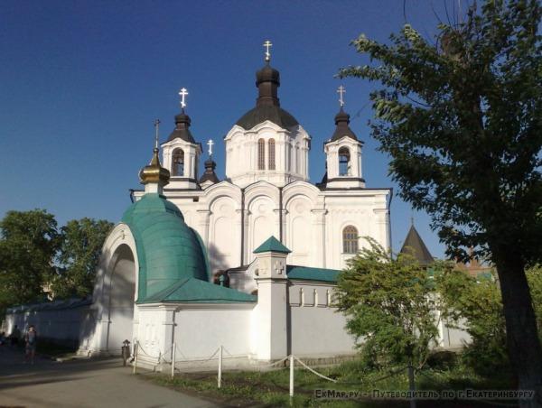 Подворье Ново-Тихвинского монастыря в честь Всемилостивого Спаса
