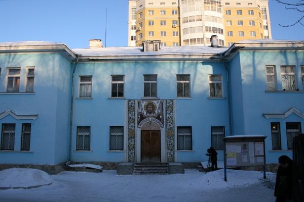 Храм во имя Святителя Стефана Пермского