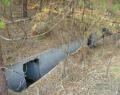Заброшенная позиция ПВО