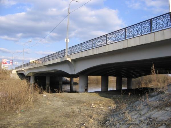 Мост по ул. Фурманова