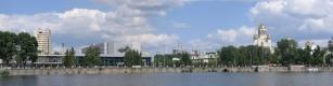Река Исеть (Акватория городского пруда)
