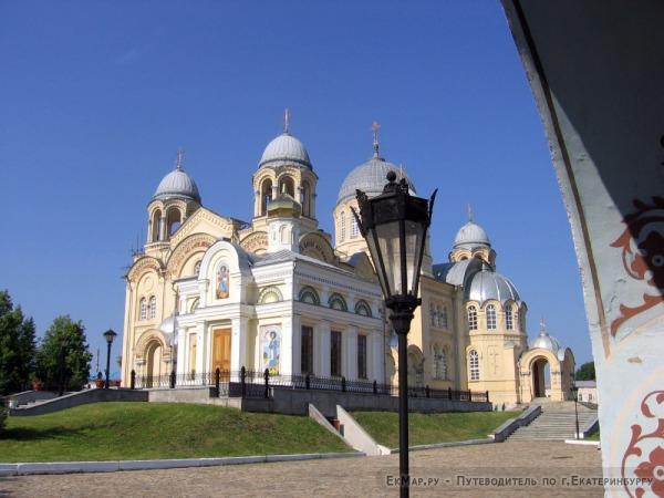Верхотурский Свято - Николаевский монастырь